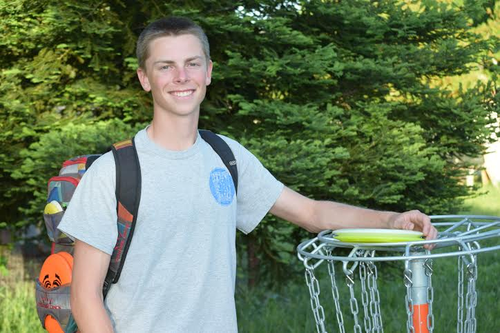 Carson Lewis of Napa, California is the first recipient of the Nate Doss junior grant. Photo: Nate Doss