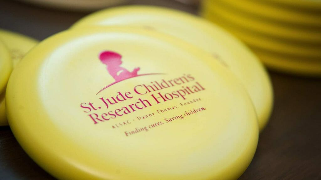 The St. Jude Disc Golf Charity Invitational takes place May 26-29 in Seaside, California.