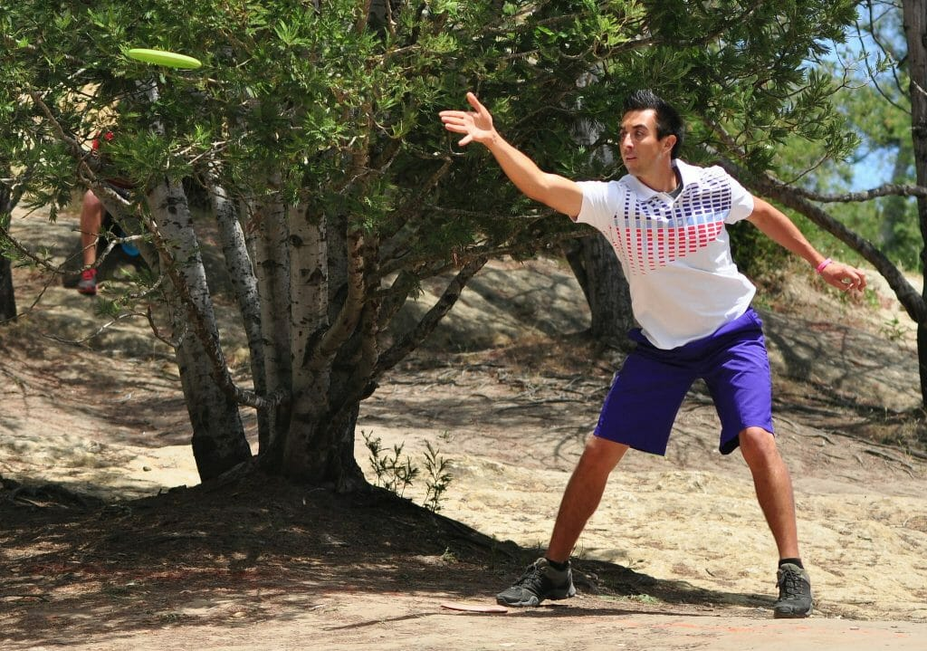 Paul McBeth has won four consecutive Masters Cups. Photo: PDGA
