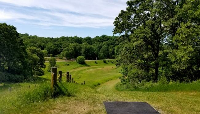 The Toboggan is open for business at this weekend's USADGC. Photo: PDGA