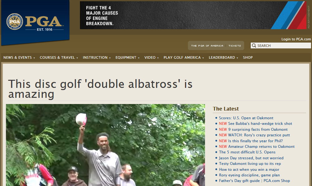 Philo Brathwaite's albatross went viral, but the information conveyed wasn't always correct.