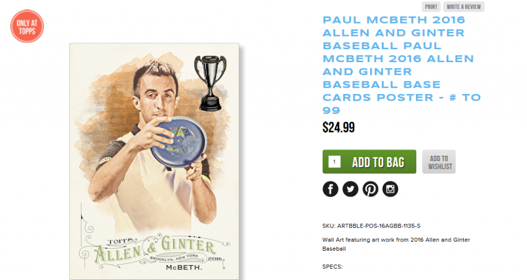 McBeth Baseball Card ScreenCap