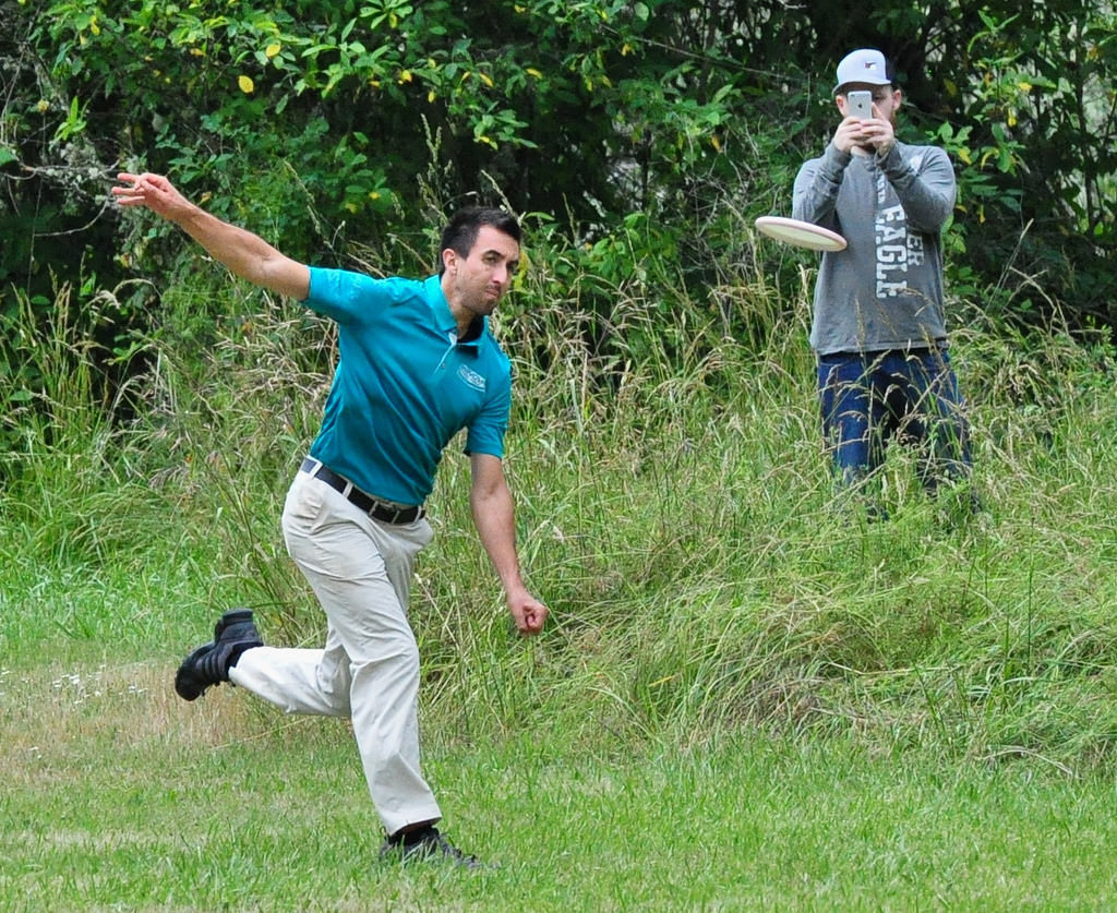 Paul McBeth will play this weekend's Green Mountain Championship. Photo: PDGA