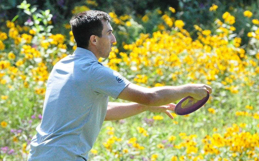 Paul McBeth announced on Saturday night that he will not play any PDGA events until the organization issues a statement about Bradley Williams' suspension. Photo: PDGA