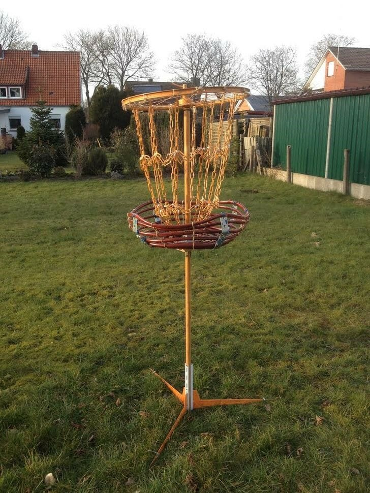Lovely Disk Golf Basket Stock Of Basket Accessories