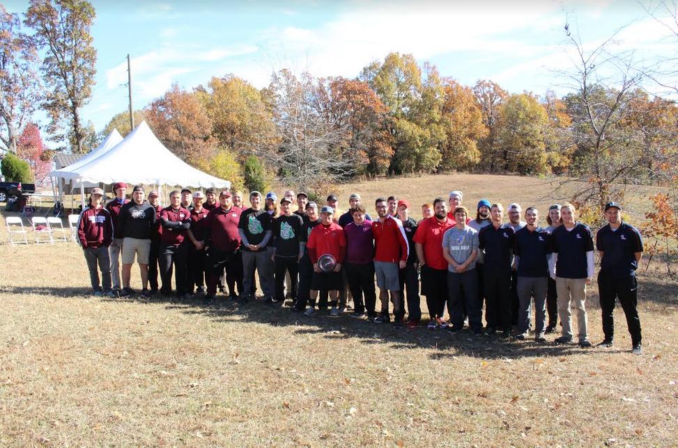 Nine teams took part in last weekend's Mid South Collegiate Championship in Jonesboro, Arkansas.