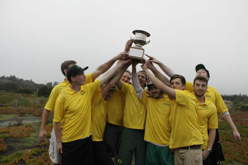 The University of Oregon proved to be a dominant force at the West Coast College Open.
