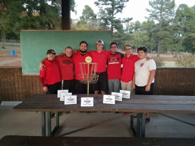 The Arkansas State Red Wolves entered with the top seed and left as champions.