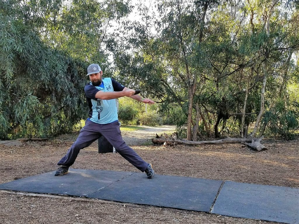 Dave Feldberg returned to competition at this weekend's Southwestern Team Disc Golf Invitational in San Diego.
