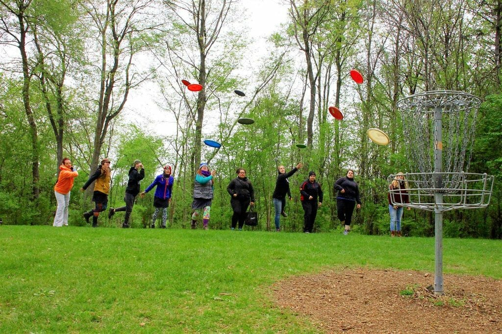 Tuesday Tips For Ladies Looking To Make The Leap Ultiworld Disc Golf