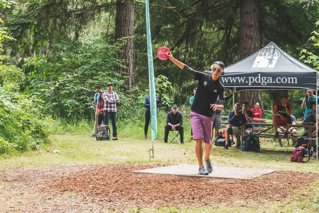 Q&A: Eagle McMahon, Post-Beaver State Fling Win | Ultiworld Disc Golf
