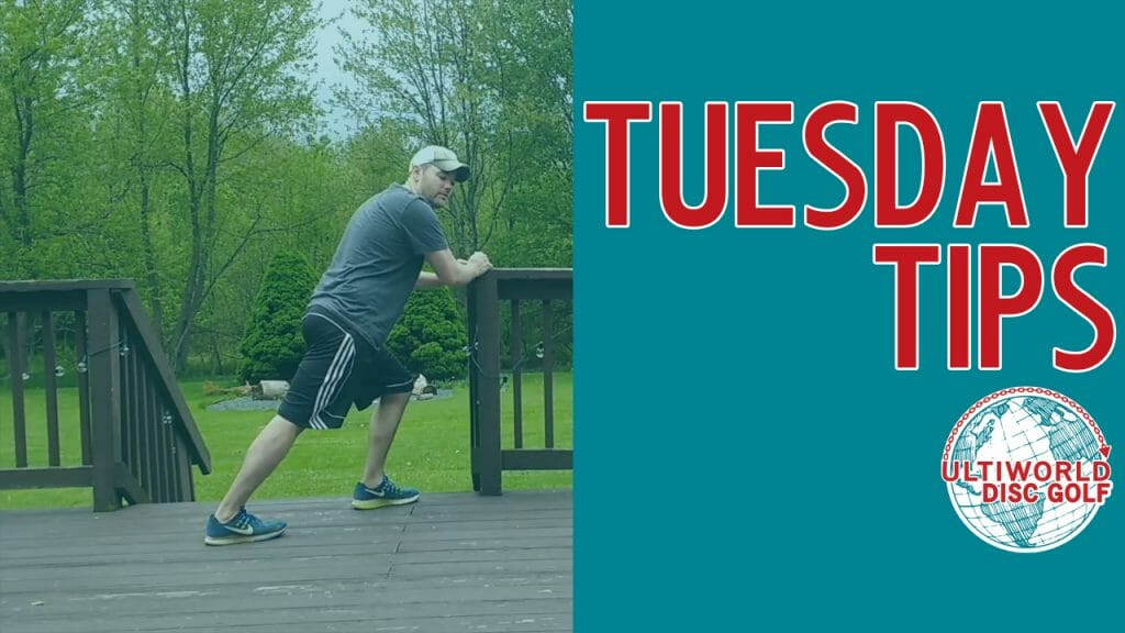 Tuesday Tips The Disc Golf Doctor On Stretching And Warming Up