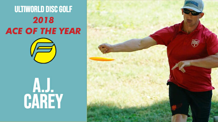 2018 ACE OF THE YEAR AJ CAREY