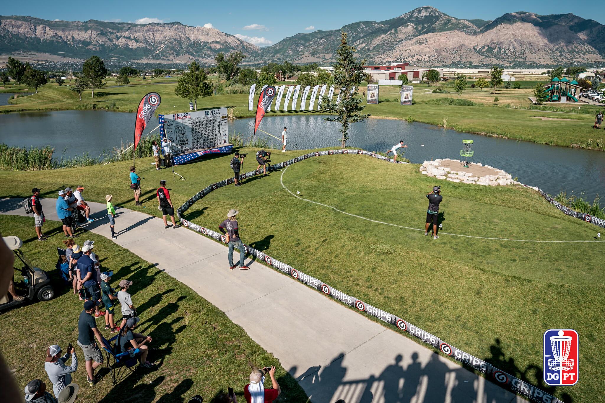 2020 Tour Of Utah 2020 PDGA Pro Worlds Set For Utah | Ultiworld Disc Golf