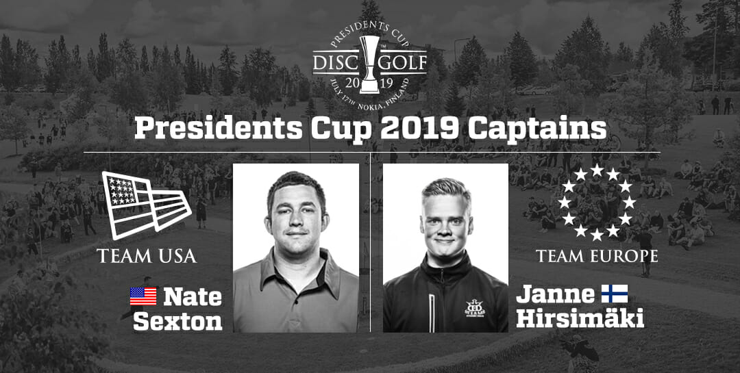 presidents cup captains